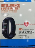 Used . M3 health bracelet new. in Dubai, UAE