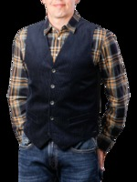 Used Navy blue scoth and soda branded vest in Dubai, UAE