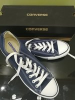 Used ALL STAR CONVERSE SHOES BLUE SIZE 42.5 in Dubai, UAE