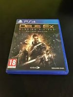 Used Deus Ex - PS4 - Day One Edition in Dubai, UAE