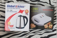 Used New Kettle and Sandwich/Toast maker in Dubai, UAE