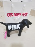 Used Victoria Secret Black Dog plush in Dubai, UAE