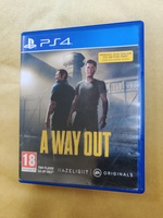 Used A Way Out for PS4 in Dubai, UAE