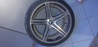 Used STR 620 - 19x8.5 Rims in Dubai, UAE