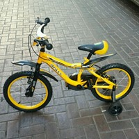 "Used 16 "" KBX BICYCLE for children sprot design  in Dubai, UAE"