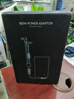 Used Dji Inspire 2 power adapter 180W in Dubai, UAE