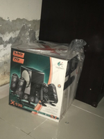 Used Logitech 5.1 Subwoofer System in Dubai, UAE
