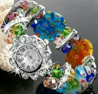Multicolor Bracelet Watch