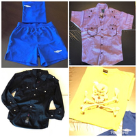 4 items new pure cotton 1- Umbro
