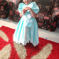 Use Only 1time Dress For EID For Girl 7-8 Year