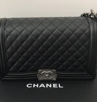 Used Chanel boy bags in Dubai, UAE