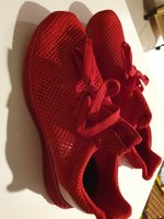 Used Red sneakers in Dubai, UAE