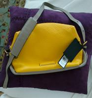 Used Yellow And Grey Leather Bag By Marc Jacobs in Dubai, UAE