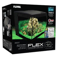 Used Fish tank fluval flex 57liter in Dubai, UAE