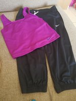Used Nike set. Size S in Dubai, UAE