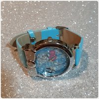 Blue hello kitty watch...