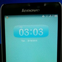 Used LENOVO S850 DUAL SIM 16GB BLUE in Dubai, UAE