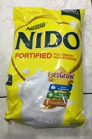 Used NIDO MILK POWDER 2.25 KG - exp Sep 2020 in Dubai, UAE