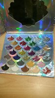 Used Mermaid glitter eyeshadow palette 32 in Dubai, UAE