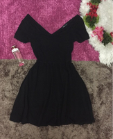 Forever21 Black Casual Dress