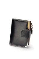 Used Baellerry Black Faux Leather wallet in Dubai, UAE