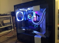 Used OneStop VII-X Gaming Desktop i7-9700K in Dubai, UAE