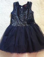 Used Blue Tutu Dress for 3-4yrs in Dubai, UAE