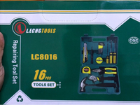 16 pieces tool set