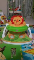 Used Fisherprice baby seat (original) in Dubai, UAE