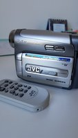 Used Mint condition JVC Digital Video Camera in Dubai, UAE