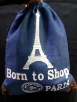 Paris Eiffel Tower Bag pack - Latest