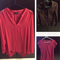 Used Beautiful #Tops. Worn only once.  in Dubai, UAE