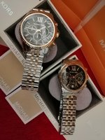 Used Original MichaelKors Couple Watch in Dubai, UAE