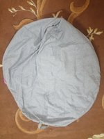 Used Comfortable Bean bag cover 75*95 cm in Dubai, UAE