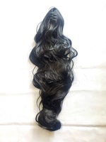 Used Realistic Long Black Ponytail in Dubai, UAE