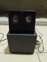 Used Logitech Z211 compact speaker in Dubai, UAE