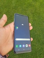 Used S8 Plus with Charger and headphone in Dubai, UAE