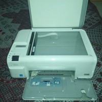 Used Hp Printer Without Power Cable in Dubai, UAE