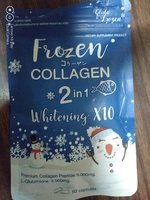 Used Frozen collagen + gluta in Dubai, UAE