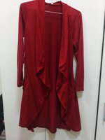 Used Red Coat Shrug in Dubai, UAE