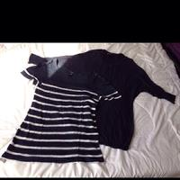Used 2pcs Mango Blouses in Dubai, UAE