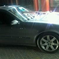 Used Mercedes E280 Excelent Condition in Dubai, UAE
