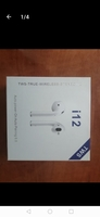 Used . i12 wireless earphone in Dubai, UAE