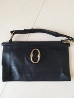Used YSL leather bag AUTH new in Dubai, UAE