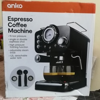 Used Espresso coffee machine in Dubai, UAE