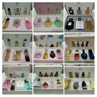 Used Perfumes gift box in Dubai, UAE