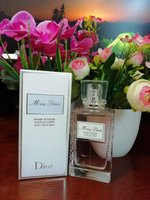 Used Miss Dior silky body mist in Dubai, UAE
