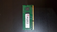 Used 4GB DDR3 Transcend Laptop RAM in Dubai, UAE
