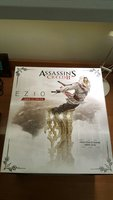 Used Assassins Creed Leap of Faith Statue Fig in Dubai, UAE