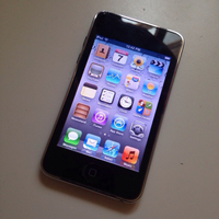Used iPod Touch 3rd gen 64GB in Dubai, UAE